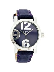 OOZOO Damenuhr JR192 purple - 40 mm